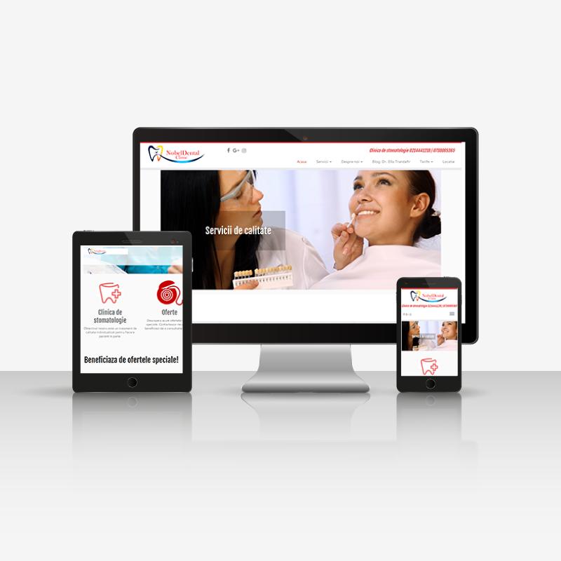 website exhaustive design