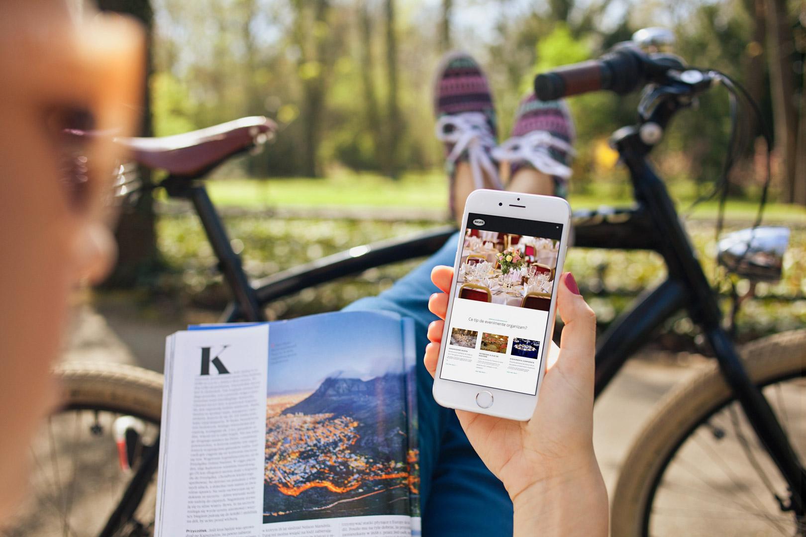 administrare magazin online